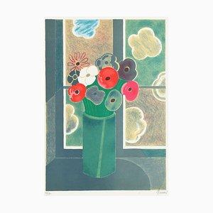 Bouquet to the Window by Albert Zavaro