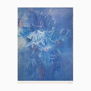 Galerie Isy Brachot - Dessins von Miodrag Dado Djuric