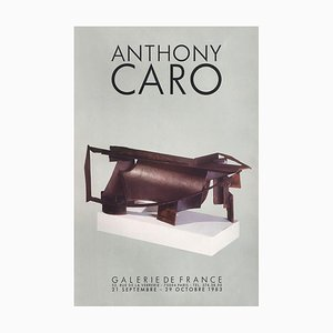 Expo 83 - Galerie De France de Anthony Caro