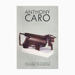 Expo 83 - Galerie De France von Anthony Caro