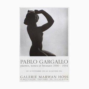 Expo 93 Marwan Hoss par Pablo Gargallo