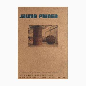 Expo 90 - Galerie De France von Jaume Plensa