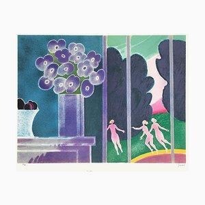 Les trois Grâces by Albert Bald