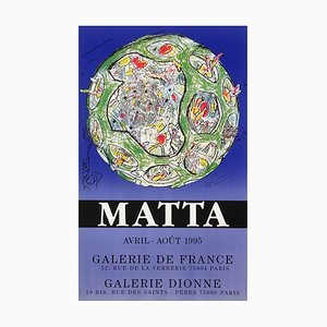 Expo 95 - Galerie De France - Galerie Dionne von Roberto Matta