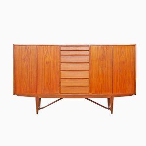 Dänisches Sideboard aus Teakholz von Kurt Lovig für Faarup Møbelfabrik, 1961