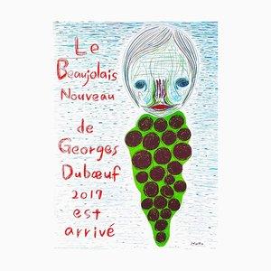 Beaujolais Georges Duboeuf by Izumi Kato, 2017