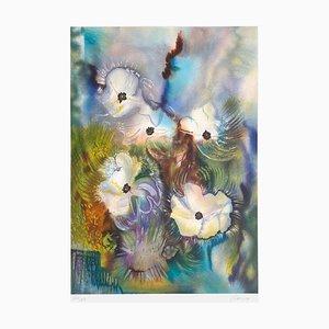 Fleurs by Michèle Curinier