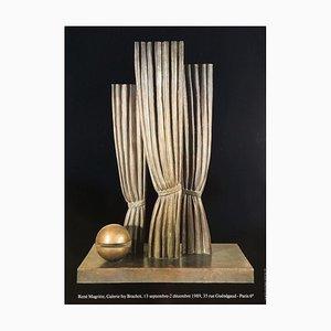 Expo 89 - Galerie Isy Brachot von Rene Magritte