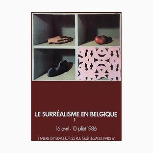 Expo 86, The Belgian Surrealist I de René Magritte