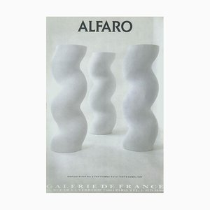 Expo 89 Galerie De France by Andreu Alfaro
