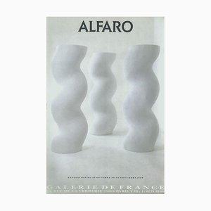 Expo 89 Galerie De France von Andreu Alfaro