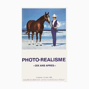 Isy Brachot - Photo-Réalisme de Richard McLean