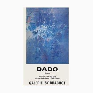 Galerie Isy Brachot - Dessins par Miodrag Djuric Dado