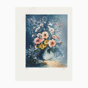 Grand bouquet d'été de France Hilon