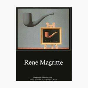 Expo 89 - Ceci n'est pas une pipe von Rene Magritte