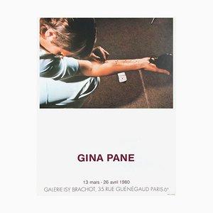Expo 80 - Galerie Isy Brachot par Gina Pane