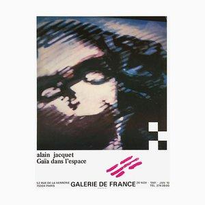 Expo 81 - Galerie De France par Alain Jacquet