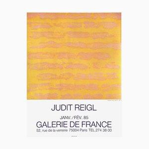 Expo 85 - Galerie De France by Judit Reigl