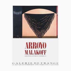 Expo 88 - Galerie De France von Eduardo Arroyo
