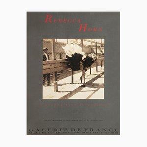 Expo 88 - Galerie De France par Rebecca Horn