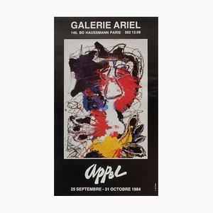 Expo 84 - Galerie Ariel by Karel Appel