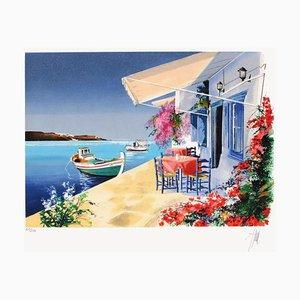 Greece - Naxos by André Bongibault