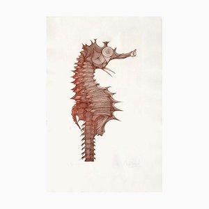 Hyppocampe II by Claude Piechaud