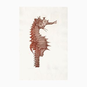 Hyppocampe II de Claude Piechaud