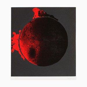 Earth (Jo Barcelona) von Van Hoeydonck