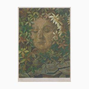 The Mask by Stanislas Lepri