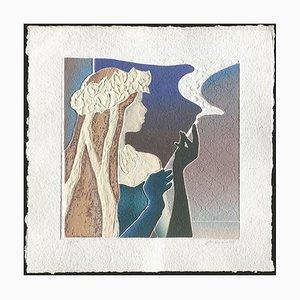 The Smoker by Jan Znosko