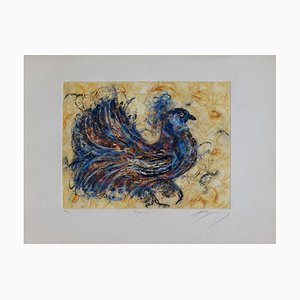 The Pigeon-Peacock de Jean-Marie Guiny