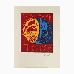 Toros Vallauris by Pablo Picasso