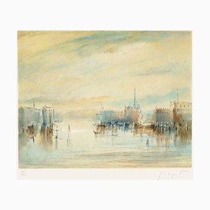 Venice IV by Jean Michel Noquet