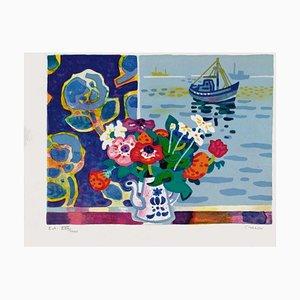 Seaside Blumenstrauß von Guy Charon