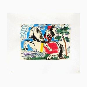 The Cavalier par Pablo Picasso