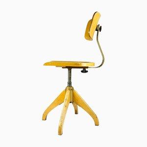 Chaise d'Atelier Bauhaus Modèle 350 par Ama Elastik