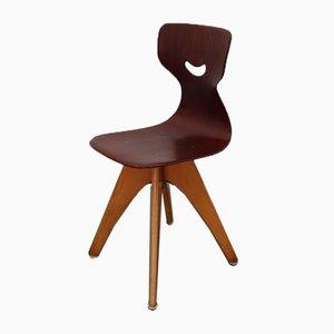 Chaise par A. Stegner pour Flototto, Allemagne, 1960s
