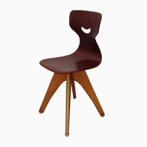 Deutscher Stuhl von A. Stegner für Flototto, 1960er