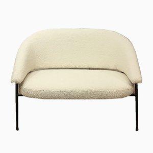 Französisches 2-Sitzer Sofa von Maurice Cabrol für Malita, 1960er