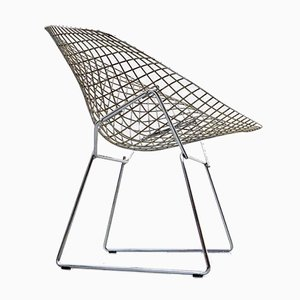 Vintage Diamond Chairs von Harry Bertoia für Knoll International, 8er Set