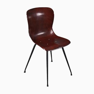 Modell 1507 Pagholz Stühle von Pagholz Flötotto, 1956, 4er Set
