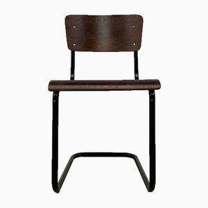 Bauhaus Chairs, 1930s, Set of 4