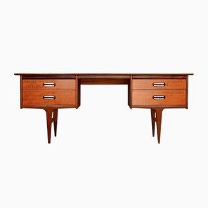 Teak Desk by John Herbert for A. Younger Ltd., 1960s