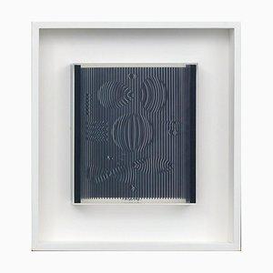 Victor Vasarely, Venus, 1987, Sérigraphie sur Plexiglas avec Boîte en Plexiglas