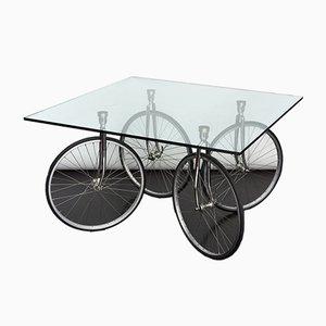 Table Tour Vintage par Gae Aulenti pour Fontana Arte