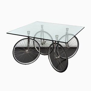 Vintage Tour Table by Gae Aulenti for Fontana Arte