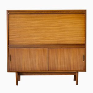 Larger Mid-Century Multi-Width Writing Desk by Robert Heritage for Beaver & Tapley