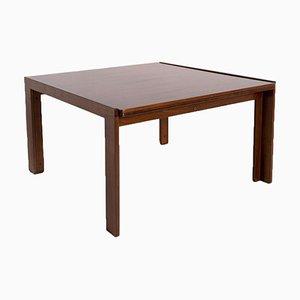 Extendable en Noyer Mod. Table 778 par Afra & Tobia Scarpa pour Cassina