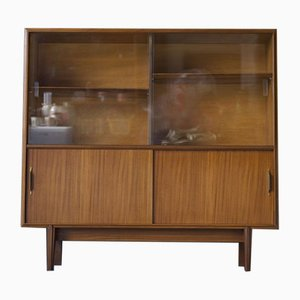 Mid-Century Multi-Width Glass Fronted Display Cabinet by Robert Heritage for Beaver & Tapley